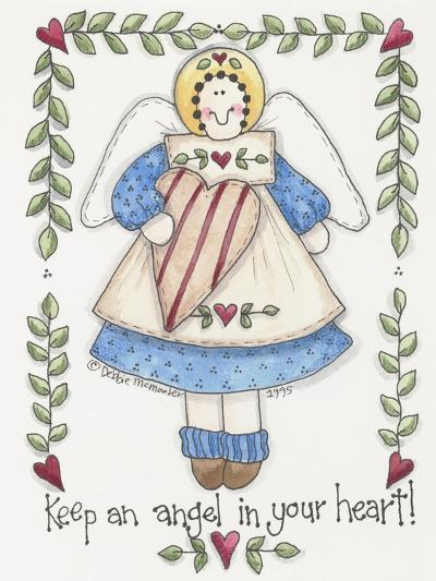 Angel in Your Heart-Debbie McMaster-Giclee Print