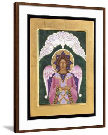 Angel of Silence-Jodi Simmons-Framed Giclee Print
