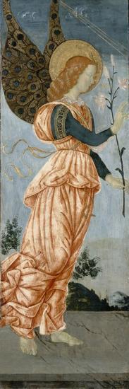 Angel of the Annunciation, C.1500-Antoniazzo Romano-Giclee Print