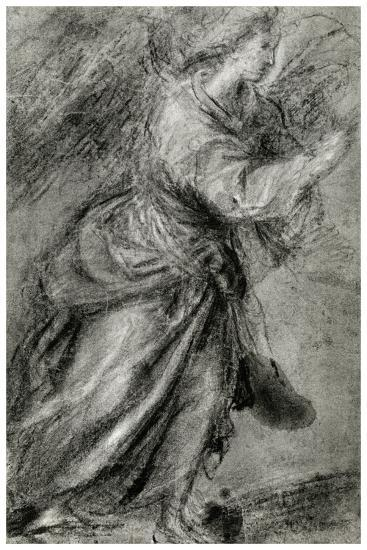 Angel of the Annunciation, C1565-Titian (Tiziano Vecelli)-Giclee Print
