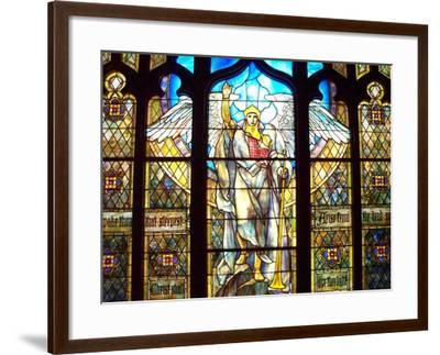 privacy decorative glass the window people.htm angel of the resurrection stained glass window  photographic print  resurrection stained glass window