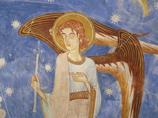 Angel on the West Wall--Giclee Print