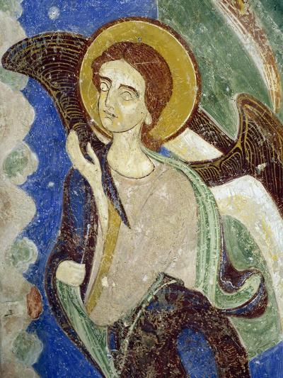 Angel, Oriental Figure, Detail of Southern Wing of Stone Cross--Giclee Print