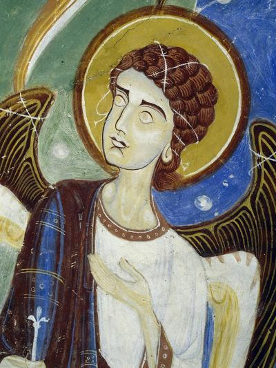 Angel, Western Figure, Detail of Southern Wing of Stone Cross--Giclee Print