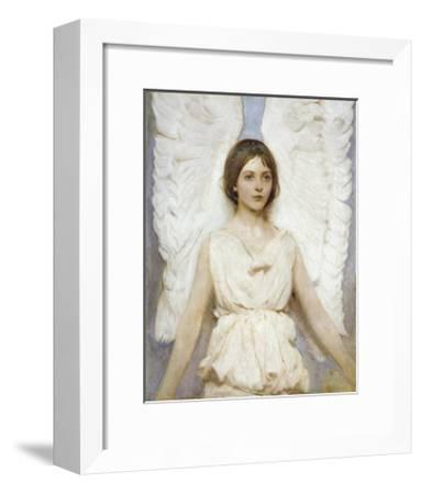 Angel-Abbott Handerson Thayer-Framed Art Print