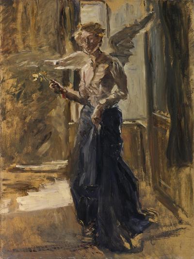 Angel-Fritz von Uhde-Giclee Print