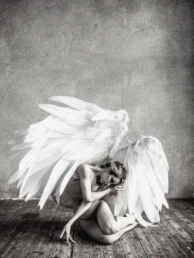 Angel-PhotoINC Studio-Art Print