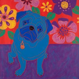 Perspicacious Pug by Angela Bond