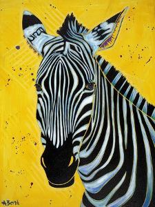Zebra by Angela Bond
