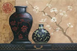 Asian Calm I by Angela Ferrante