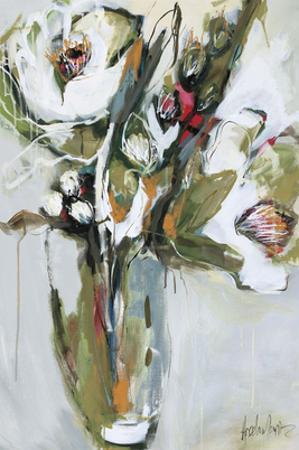 Blooming in November by Angela Maritz