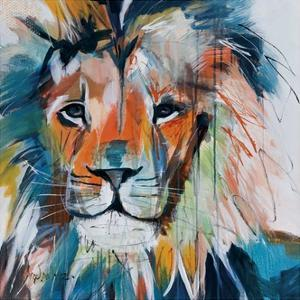 Do You Want My Lions Share by Angela Maritz