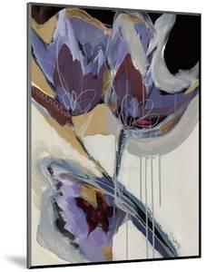 Floral Impressions I by Angela Maritz