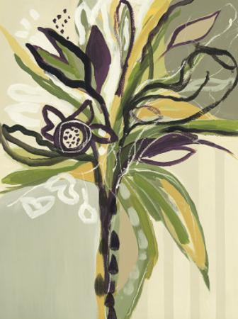 Serene Floral I by Angela Maritz