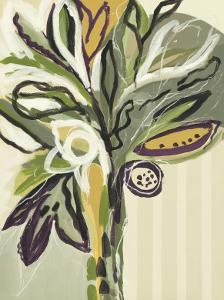 Serene Floral II by Angela Maritz