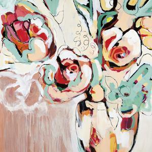 Subtle Flourish by Angela Maritz