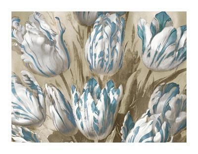 Tulips on Gold III