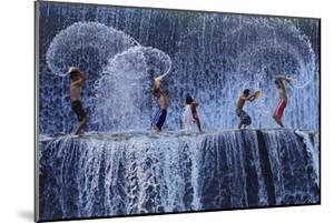 Playing With Splash by Angela Muliani Hartojo