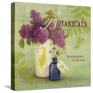 Blossoms and Herbs by Angela Staehling