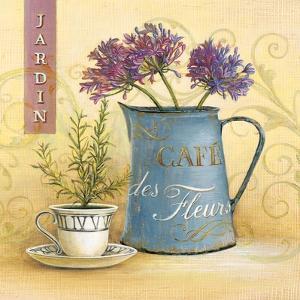 Cafe Des Fleurs by Angela Staehling