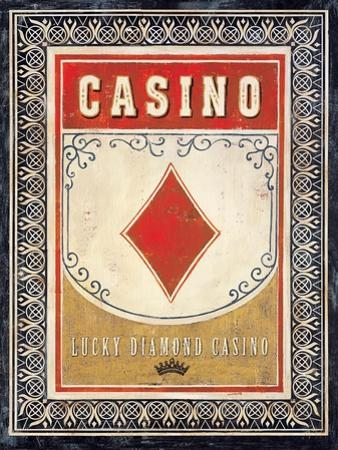 Casino Diamond by Angela Staehling