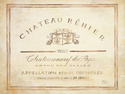 Chateau Renier by Angela Staehling
