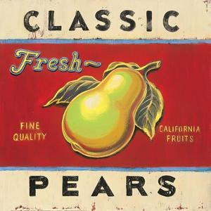 Classic Pears by Angela Staehling
