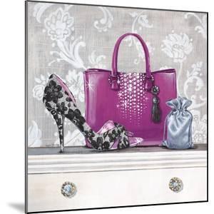 Fashionably Prepared Plum by Angela Staehling