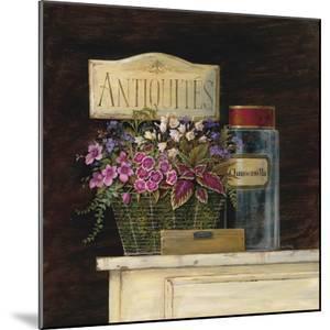 Jarden de Antiquites by Angela Staehling