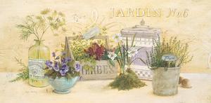 Kitchen Garden by Angela Staehling
