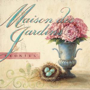 Maison Des Jardins by Angela Staehling