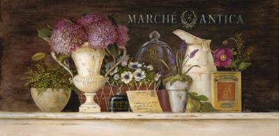 Marche Antica Vignette by Angela Staehling