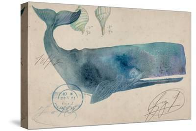 Nautical Whale - Horizontal