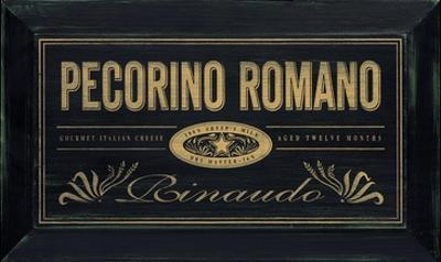 Pecorino Romano by Angela Staehling
