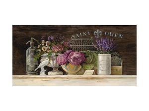 Saint Ouen Vignette by Angela Staehling