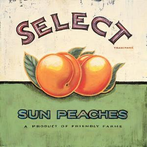 Select Peaches by Angela Staehling