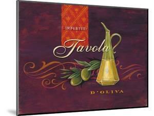 Tavola D'Oliva by Angela Staehling