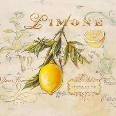 Tuscan Lemon by Angela Staehling