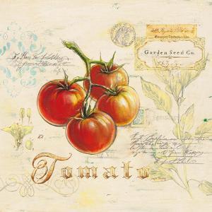 Tuscan Tomato by Angela Staehling