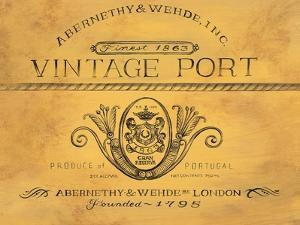 Vintage Port by Angela Staehling