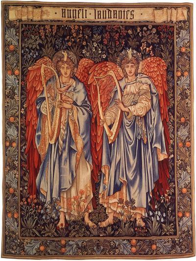 Angeli Laudantes, 1894--Giclee Print