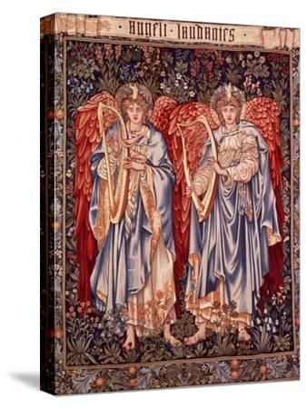 Angeli Laudantes, Tapestry Designed by Henry Dearle with Figures by Edward Burne-Jones Originally…