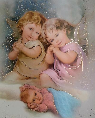 Angeli--Art Print