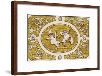 Angelic Collection II-Equipo Color-Framed Art Print