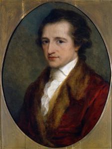 Johann Wolfgang Von Goethe, 1775 by Angelica Kauffmann