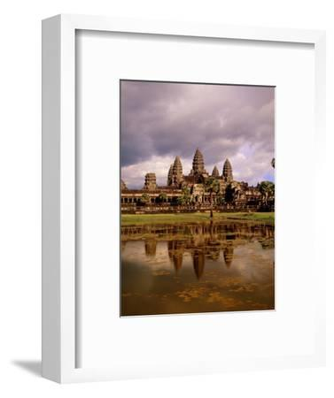 Angkor Wat temple, Cambodia, Asia