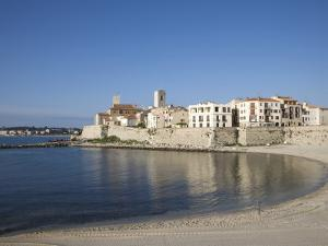 Antibes, Alpes Maritimes, Provence, Cote d'Azur, French Riviera, France, Mediterranean by Angelo Cavalli
