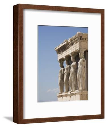 Erechtheion Temple, Acropolis, UNESCO World Heritage Site, Athens, Greece, Europe