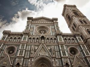 Facade of Santa Maria del Fiore by Angelo Cavalli