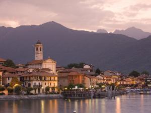 Ferriolo Di Baveno, Lake Maggiore, Piemonte, Italy, Europe by Angelo Cavalli